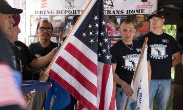 VA Establishes Exam Site For Deported Vets In Tijuana