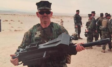 A Wounded Iraq War Vet Created A Sculpture. The VA Says It's Too Real To Display