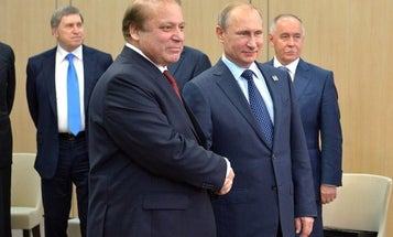 Is There A Russian Angle To Trump's Recent Crackdown On Pakistan?