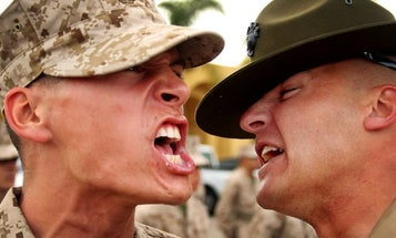 COVID-19 sweeps through Marine Corps boot camp at San Diego, sickening dozens of recruits