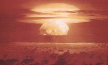 A new bill would officially prohibit Trump from nuking hurricanes