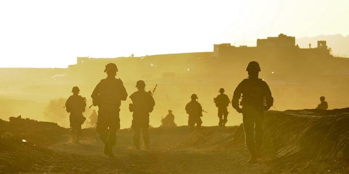 SECDEF Esper: US will cut troop levels in Afghanistan to 'less than 5,000'
