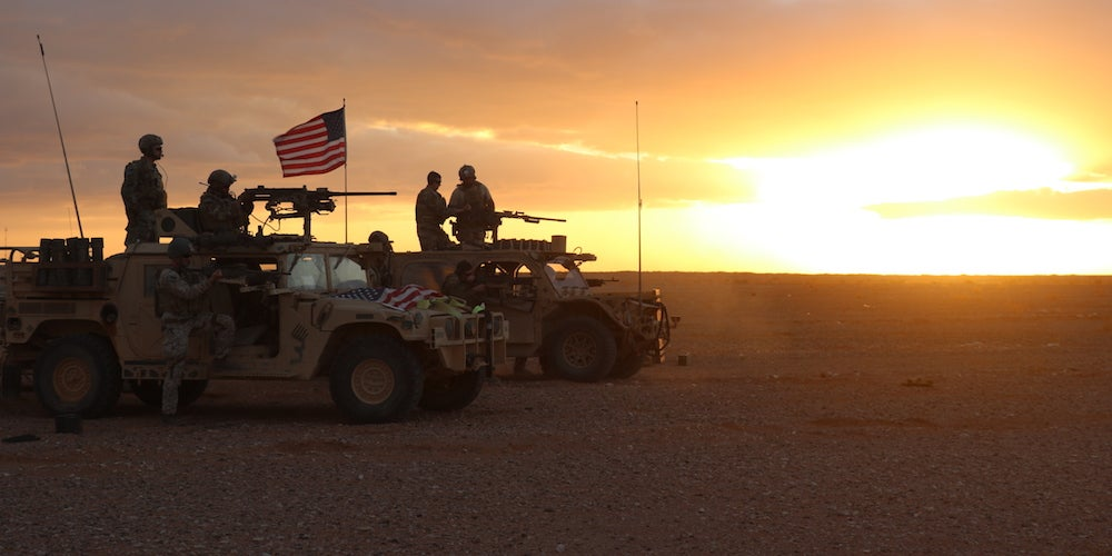 Top US official admits lying to Trump on American troop levels in Syria