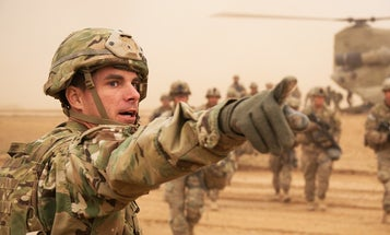 US withdrawing nearly half of its troops from Iraq