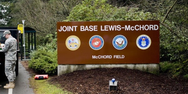 Two JBLM soldiers charged with murder of Army veteran