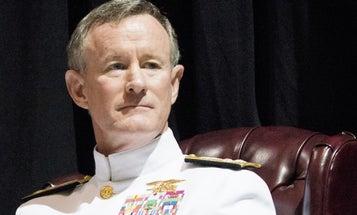 SOCOM Chief Who Oversaw Bin Laden Raid Rebukes Trump In Stunning Opinion Column