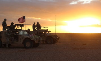 Don't Expect US Troops To Pull Out Of Syria Anytime Soon