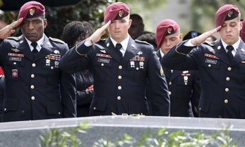 Green Beret Singled Out For Blame In Niger Ambush Probe Recommended For Silver Star