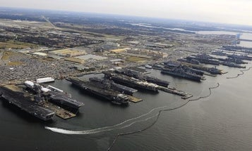 Navy Clears All 6 Bomb Threats Called In To Hampton Roads Bases Wednesday