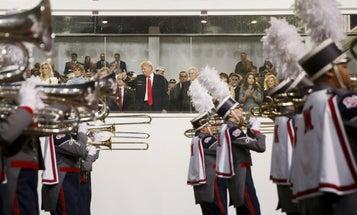 American Legion: Trump Should Spend Money On Vets Instead Of Parade