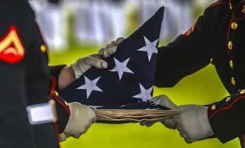 Once deemed 'non-recoverable,' a Marine killed during World War II is finally home