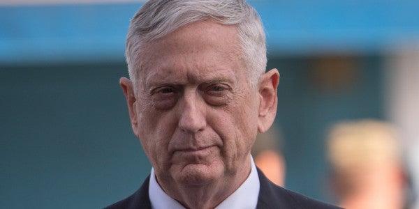 DoD Deploys Mattis To Demilitarized Zone To Stare North Korea Into Submission