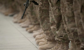 Troops Most At Risk Of Suicide Don't Get The Support They Need From The Military, New Report Says