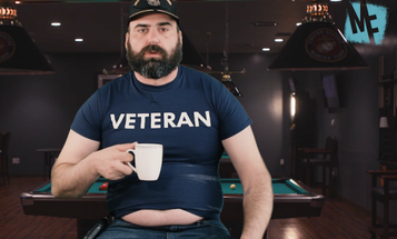 More Than Half Of Wounded, Sick, And Injured Post-9/11 Veterans Are Rated Obese