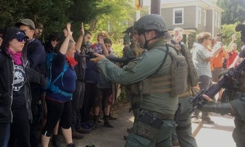 Why Do So Many Recent Veterans Dislike Police Officers?