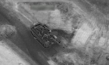 Russia Reportedly Warns US It's Prepared To Attack Key Base In Syria Where US Troops Are Stationed