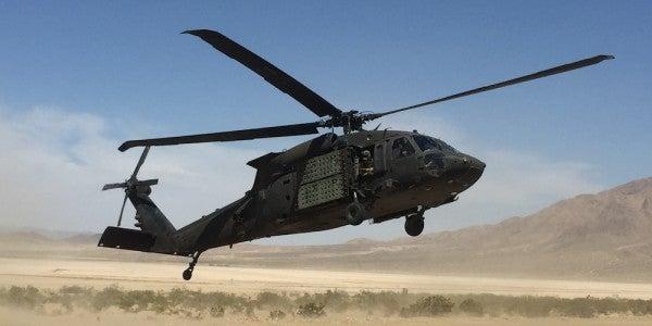2 US Soldiers Injured In Black Hawk Crash In Afghanistan