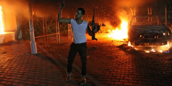 US Special Operations Forces Capture Key Militant In Benghazi Attack