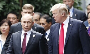 Trump Could Address a Major Security Problem At His Putin Summit — But He Won't