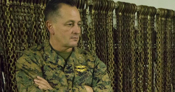 Marine 1-Star Reprimanded For Treating Aide Like Servant While Deployed To Iraq