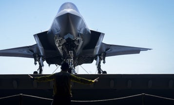 The Navy Just Quietly Sent An F-35 Carrier To The Pacific — And It Signals A Major Change