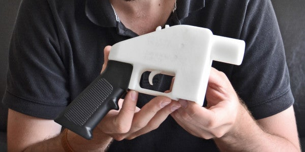 How A New Settlement On 3D Printed Firearms Could Change Gun Rights Forever