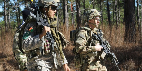 The Army Is Wary Of Future Insider Attacks Amid Its New Advise And Assist Missions