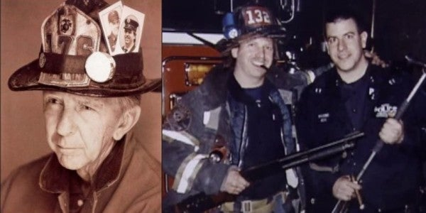 Marine Vet Turned FDNY Legend Who Lost Two Sons On 9/11 Gets The Sendoff He Deserves