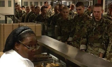 Hundreds Of Army Recruits Stuck In Ft. Benning Hell Amid Backlog