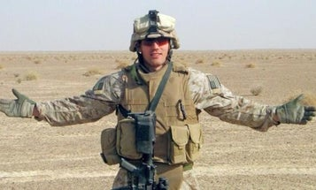 Mattis Urged To Consider Award Upgrade For Marine Officer's Heroic Last Stand
