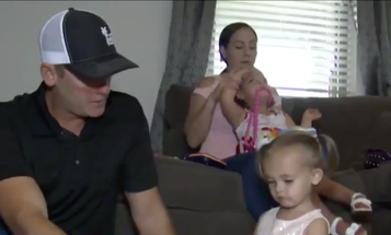 An Army Vet And His Wife Considered Divorce To Pay For Their Daughter's Medical Bills