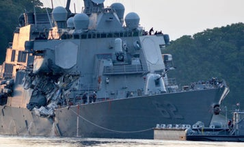 What's Eating America's Surface Navy? 11 Problems That Need Fixing Immediately