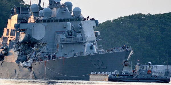 Some Radical Thoughts On How To Fix The Woes Of America's Surface Navy
