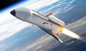 What We Know About The Air Force's New Military Space Plane