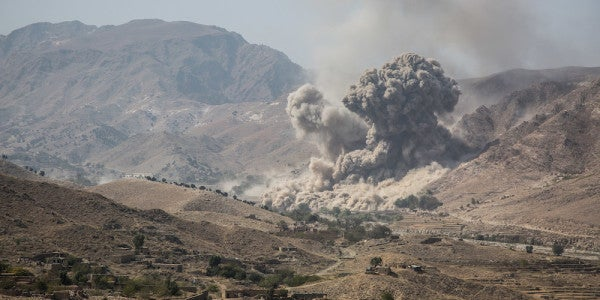 ISIS Sinks Its Teeth Into The Taliban Amid The Latter's Bid For Peace Talks