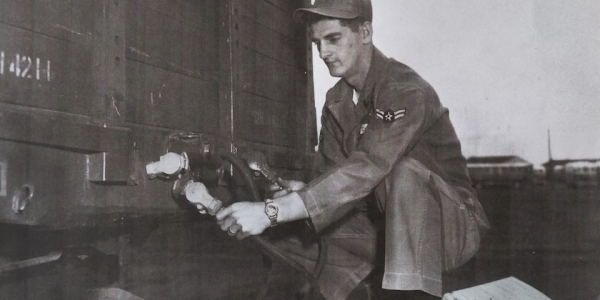 An Air Force Mechanic Came Up With A Lifesaving System. The Service Paid Him $20