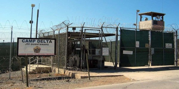 Trump Closed An Office That Tracked Ex-Gitmo Inmates. Now We Don't Know Where Some Went