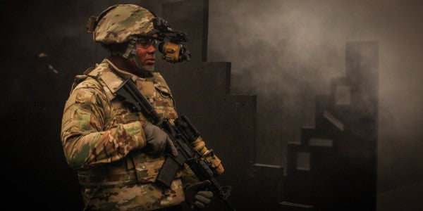 I'm Pretty Sure The Army's New Night-Vision Technology Is Black Magic