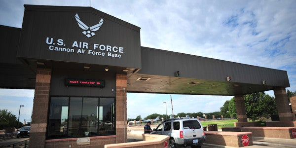 Airman Dies From Wounds Suffered While Allegedly 'Playing' With Firearm