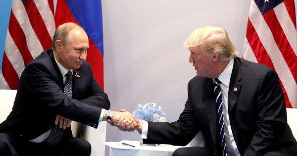 The Pentagon Doesn't Seem To Have A Clue What Trump And Putin's 'Security Agreement' Is