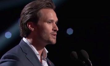 Every American Needs To Watch Team Rubicon CEO Jake Wood's Inspiring ESPYs Speech
