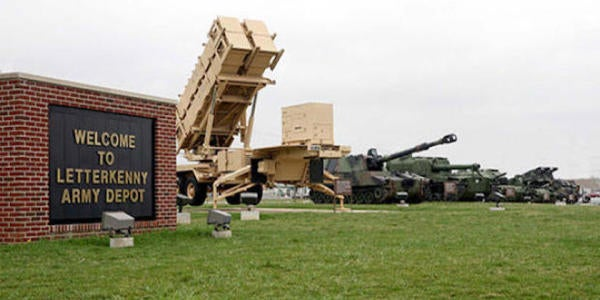 3 Soldiers Injured In Explosion At Pennsylvania Army Depot