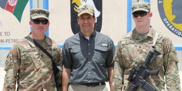Army Secretary: No More Dawdling On Fielding Next-Generation Weapons