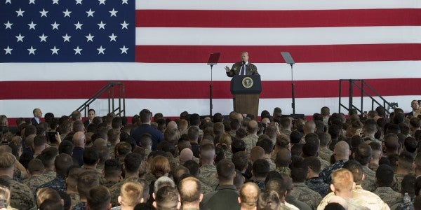 Just How 'Political' Can — And Should — Service Members Get?