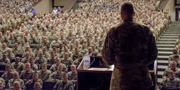 How Good Is The Army At Training Strategic Leaders? Not Very, Apparently