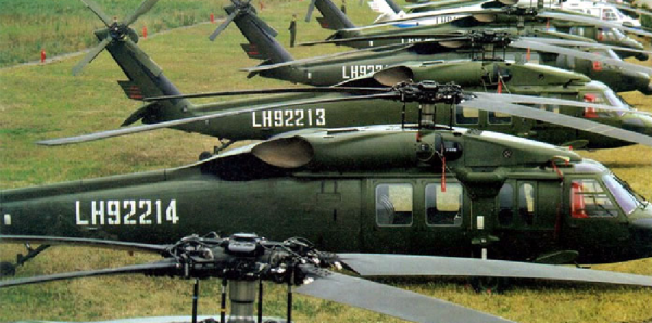 The Chinese Military Has Black Hawks Thanks To Capitalism