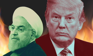Trump Is Now Giving Iran The 'Fire And Fury' Treatment — And It Could Actually Work