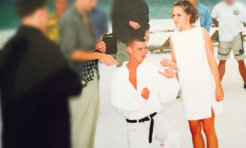 We Found The Most Marine Corps Wedding Ever Tweeted