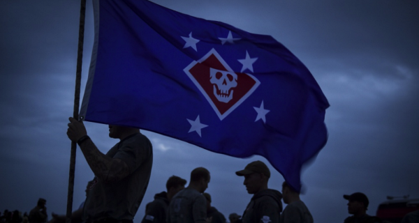 Marine Raiders' Reunion Breathes New Life Into The Corps' 'Old Breed'