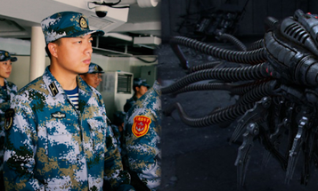 An Unmanned Artificial Intelligence-Guided Chinese Submarine Fleet: What Could Go Wrong?
